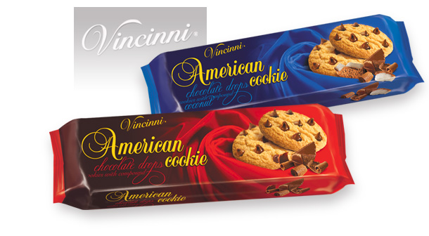 Vincinni American cookies