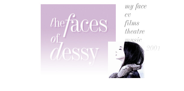 The faces of Dessy